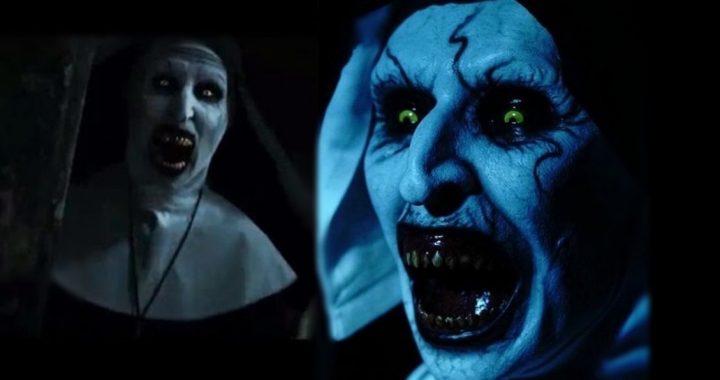 Såhär ser skådespelerskan som spelar The Nun ut i verkligheten