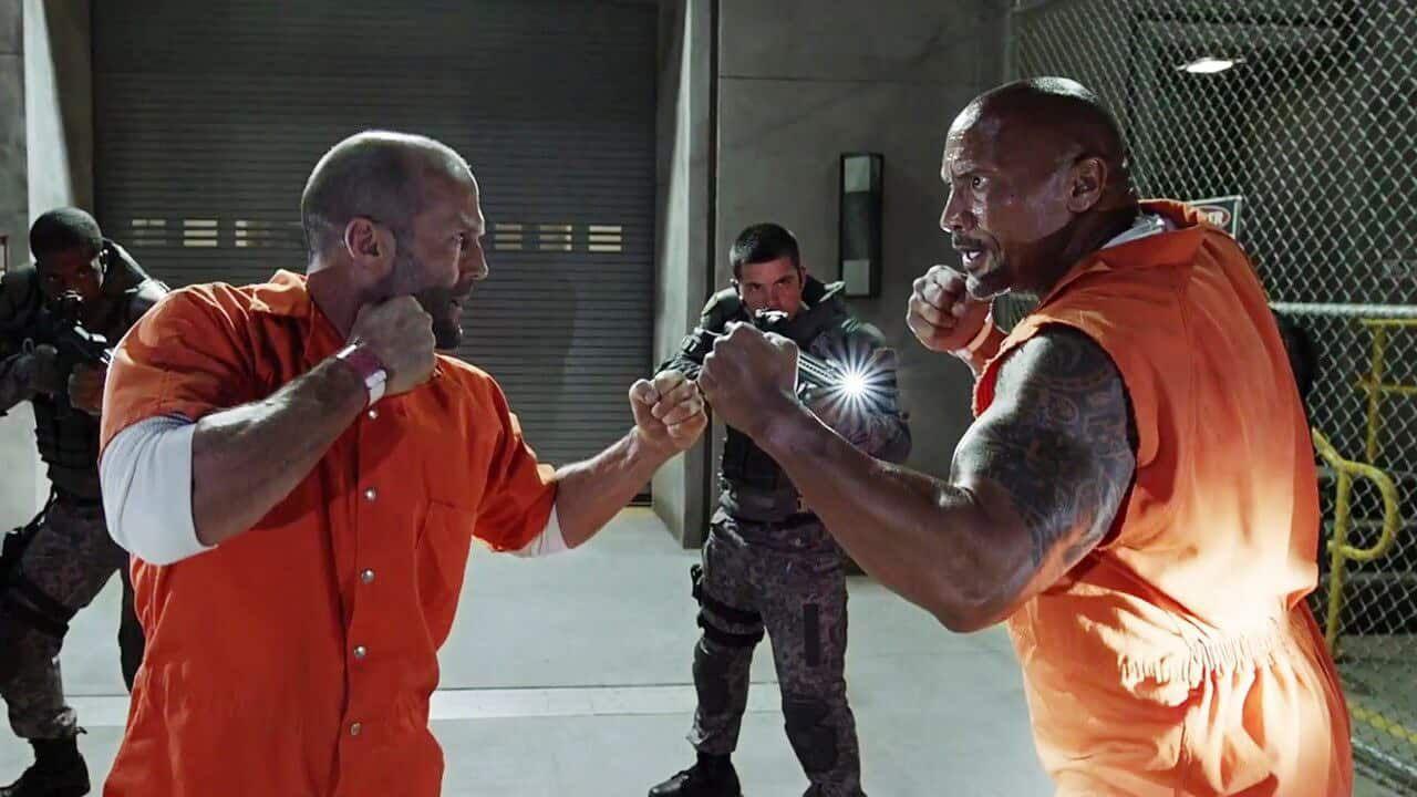 """Första bilden från """"Fast & Furious""""-spinoffen """"Hobbs and Shaw"""" är här"""