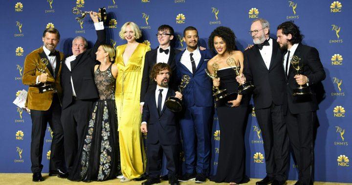 Här är vinnarna av Emmygalan 2018