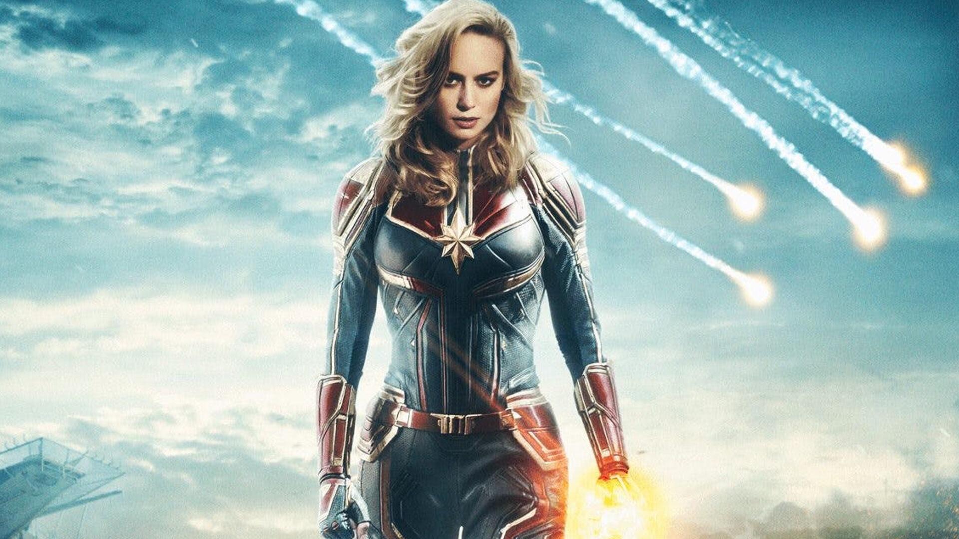 """Starka reaktioner till 'Captain Marvel'-trailern: """"Jag tror att jag sett den 100 gånger"""""""