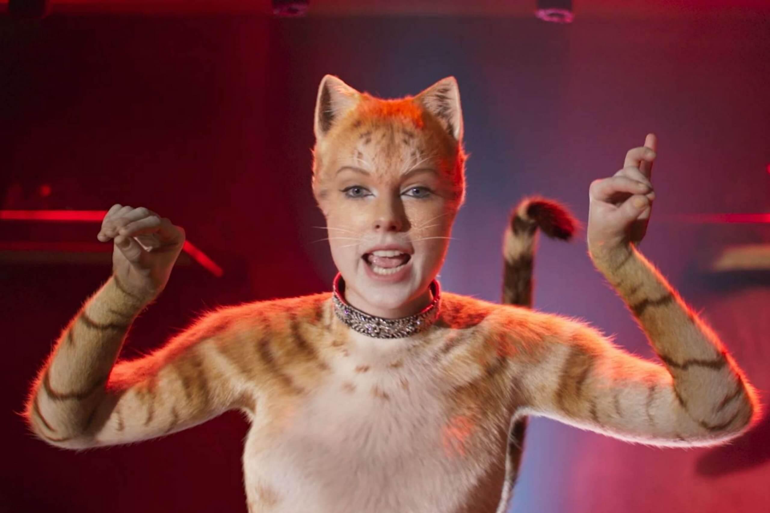 Nu väljer 'Cats'-skådisen att berätta om löjliga förberedelsen för att spela katt.